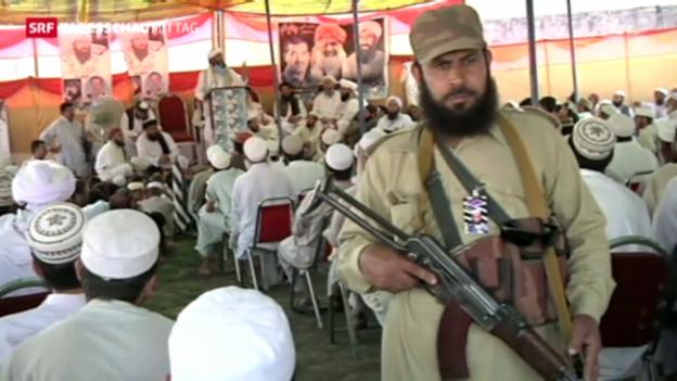 Video «Gefährliche Wahlen in Pakistan» abspielen