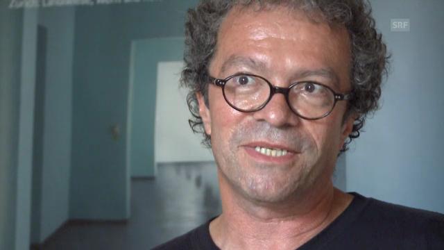 Sandro Lunin zu Geschichten, die ihn bewegen
