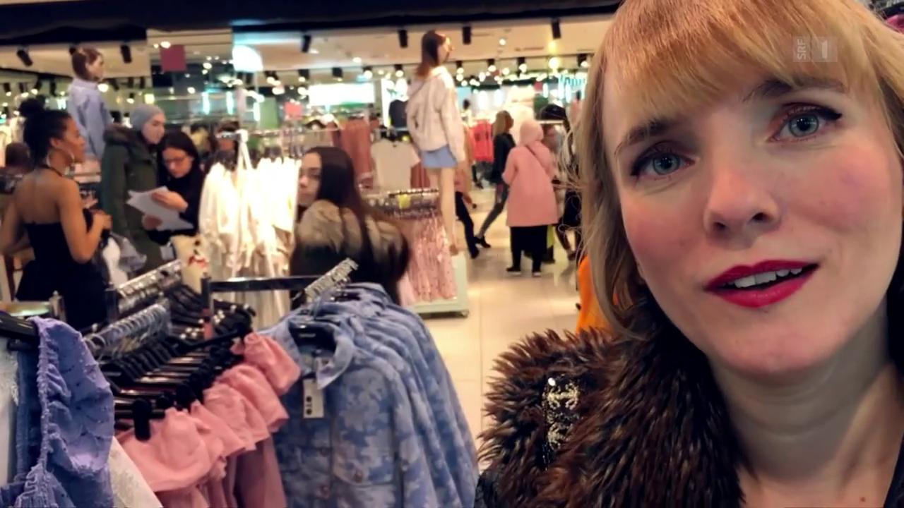 Tansy Hoskins – Ex-Fashion-Victim kämpft gegen die Modeindustrie