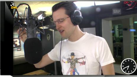 Video «Fasnachtsstart in der Schweiz – Comedy mit Fabian Unteregger» abspielen