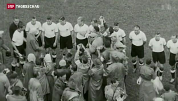 Video «60 Jahre nach dem «Wunder von Bern»» abspielen