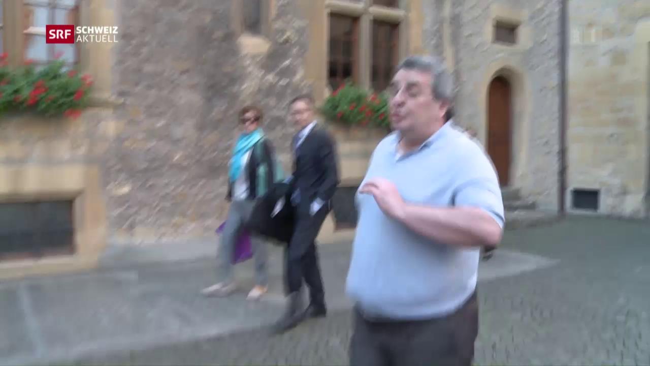 Ex-Xamax-Präsident Bulat Tschagajew in Neuenburg vor Gericht