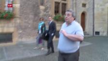 Video «Ex-Xamax-Präsident Bulat Tschagajew in Neuenburg vor Gericht» abspielen