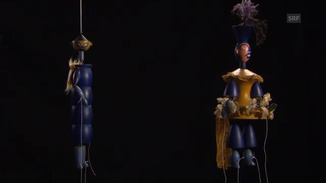 Die Marionetten der Sophie Taeuber-Arp