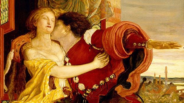 Romeo und Julia nach Willi Schüttelbier