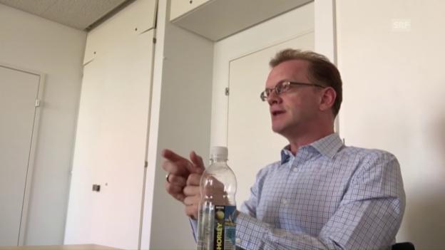 Video «Diccon Bewes über die Chancen des Brexit (Englisch)» abspielen