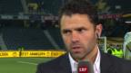 Video «Fussball: Super League, YB - Basel, Interview mit Uli Forte» abspielen