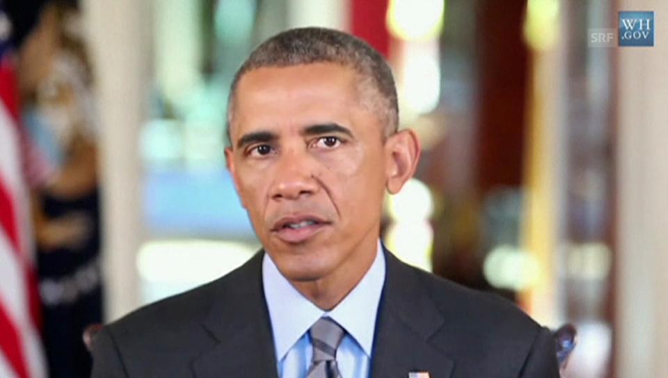 Obama verteidigt US-Strategie