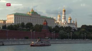 Video «Russland arrangiert sich mit Sanktionen » abspielen