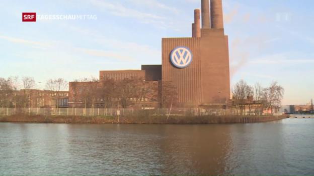 Video «VW neu grösster Autobauer» abspielen