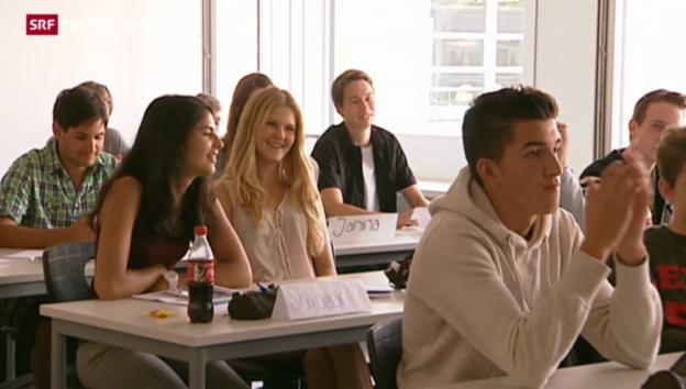 Video «CVP für mehr Berufsförderung» abspielen