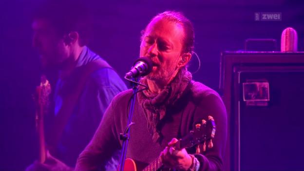Video «Radiohead - «Karma Police»» abspielen