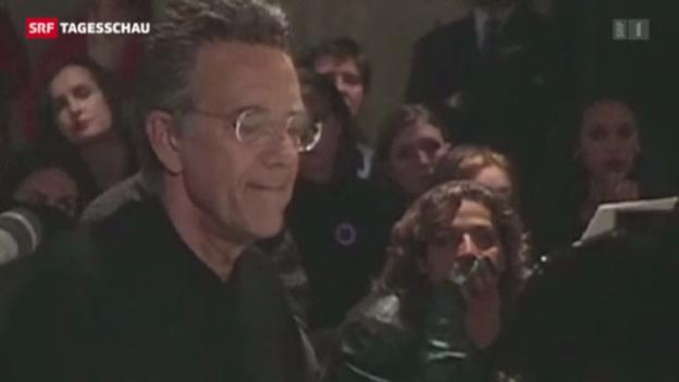 "Video «""The Doors""-Keyboarder Ray Manzarek gestorben» abspielen"