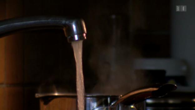 Video «Verdrecktes Trinkwasser: Vermieter foutiert sich darum» abspielen