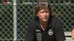 Video «Fussball: Schönbühl - St. Gallen» abspielen