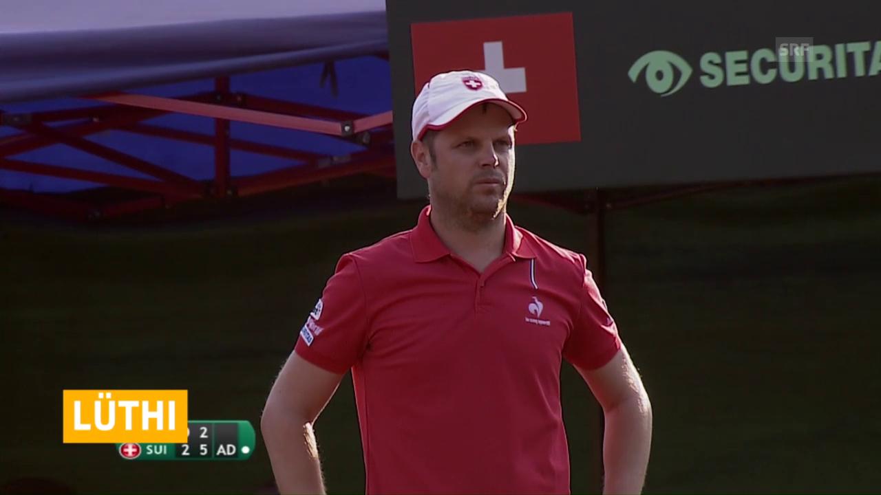 Severin Lüthi weiterhin Davis-Cup-Captain
