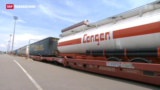 Masterplan für den Güterverkehr