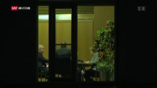 Video «Die Geheimverhandlungen zur Grossen Koalition» abspielen