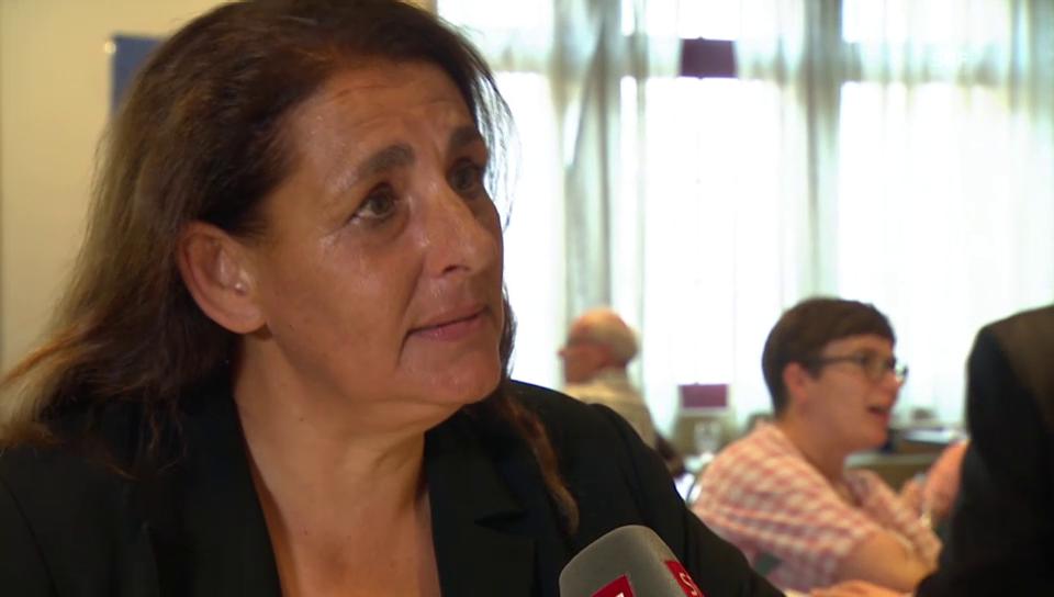 Badran: «Gegen 10-Millionen-Kampagne chancenlos»