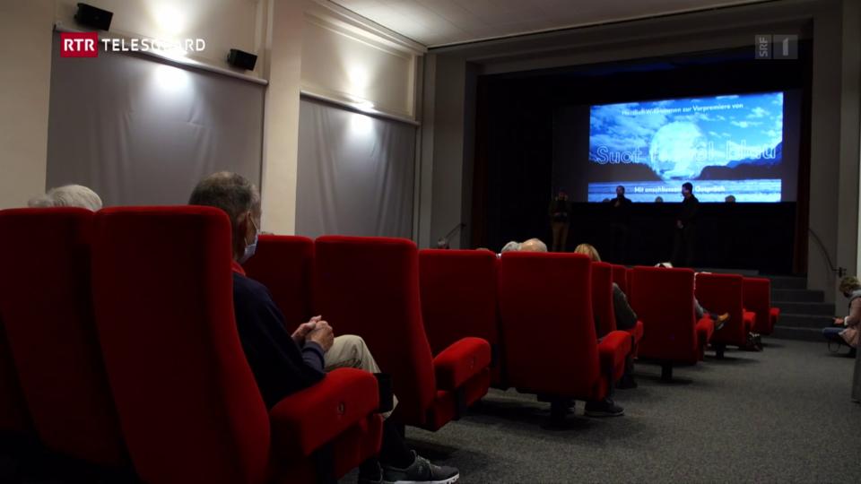 Prepremiera a Puntraschigna: Suot tschêl blau – in film dad Ivo Zen