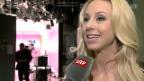 Video «Nicole Berchtold moderiert «Alpenrose» und «Alpenröösli»» abspielen