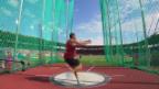 Video «Hammerwerfen: Bingissers 3. Versuch» abspielen
