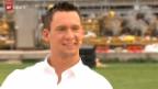 Video «Im Gespräch: Schwingerkönig Kilian Wenger» abspielen