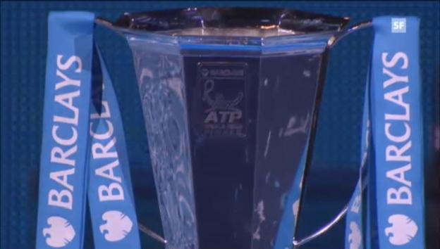 Video «ATP Finals: Siegerehrung («sportlive»)» abspielen