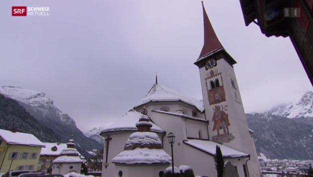 Video «Schweiz aktuell vom 09.02.2015» abspielen