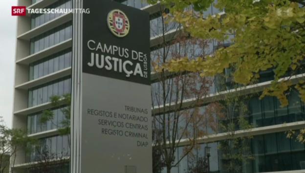 Video «Portugals Ex-Regierungschef in Haft» abspielen