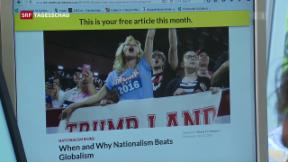Video «Erklärungsversuche für die Wahl Trumps» abspielen