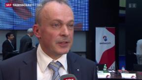 Video «Neuer Konzernchef bei Swisscom» abspielen