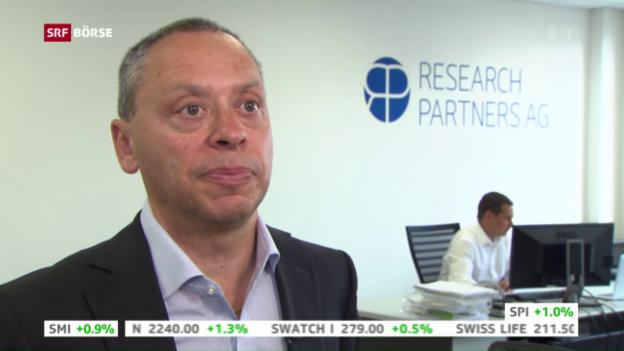 Video «SRF Börse vom 08.07.2016» abspielen