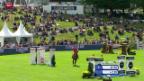 Video «Reiten: CSIO St. Gallen, Jagdspringen» abspielen