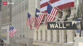 Video «Banker fahren Riesengewinne ein» abspielen