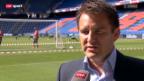 Video «Fussball: Sascha Ruefer analysiert Brasilien» abspielen