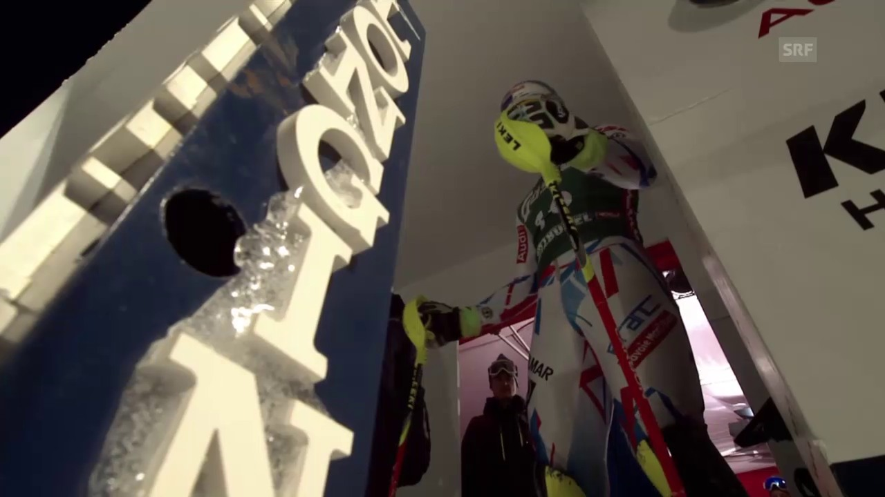 Starke Fahrt: Der Kombi-Slalom von Pinturault