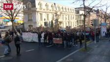 Link öffnet eine Lightbox. Video Schülerstreik für den Klimaschutz abspielen