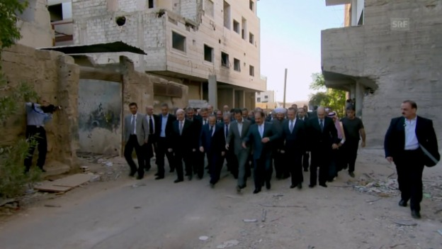 Video «Nur weil Assad Anzug und Krawatte trägt, denkt er nicht westlich» abspielen