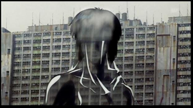 Video ««Ghost in the Shell» - Kampfszene» abspielen