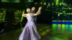 Video «Michel Birri & Severine Brünnger mit einem Showdance zu «Perfect»» abspielen