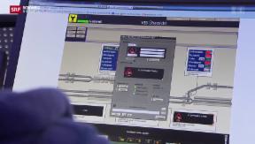Video «Osterstau vor dem Gotthard» abspielen