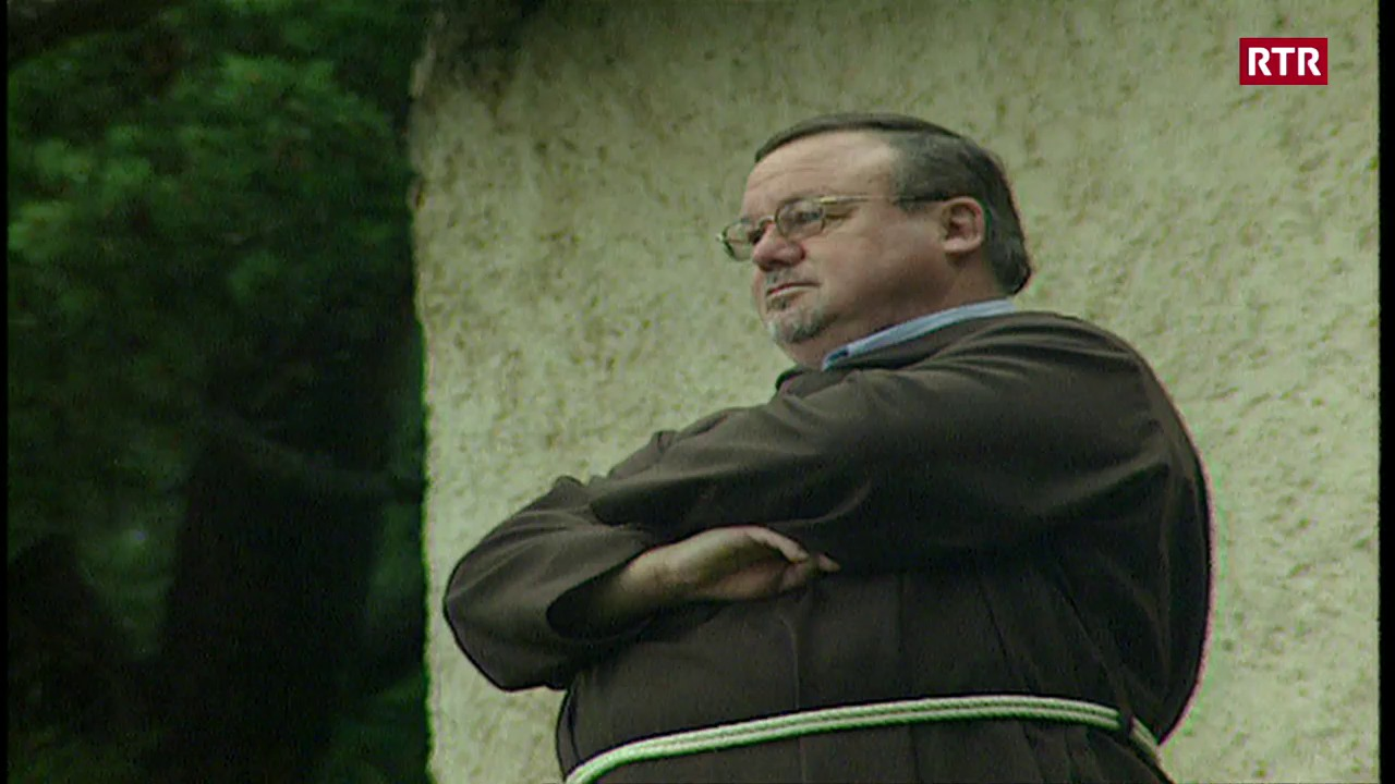 Cuntrasts: Tedlar cul Cor - Vias e vetas da pader Silvio Deragisch