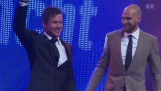 Video «Felix Baumgartner: Immer noch im Adrenalin-Kick» abspielen