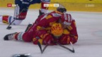 Video «Eishockey: NL, SCL Tigers - ZSC Lions» abspielen