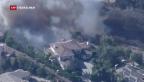 Video «Waldbrände in Kalifornien» abspielen