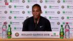 Video «Duell zwischen Williams und Scharapowa geplatzt» abspielen