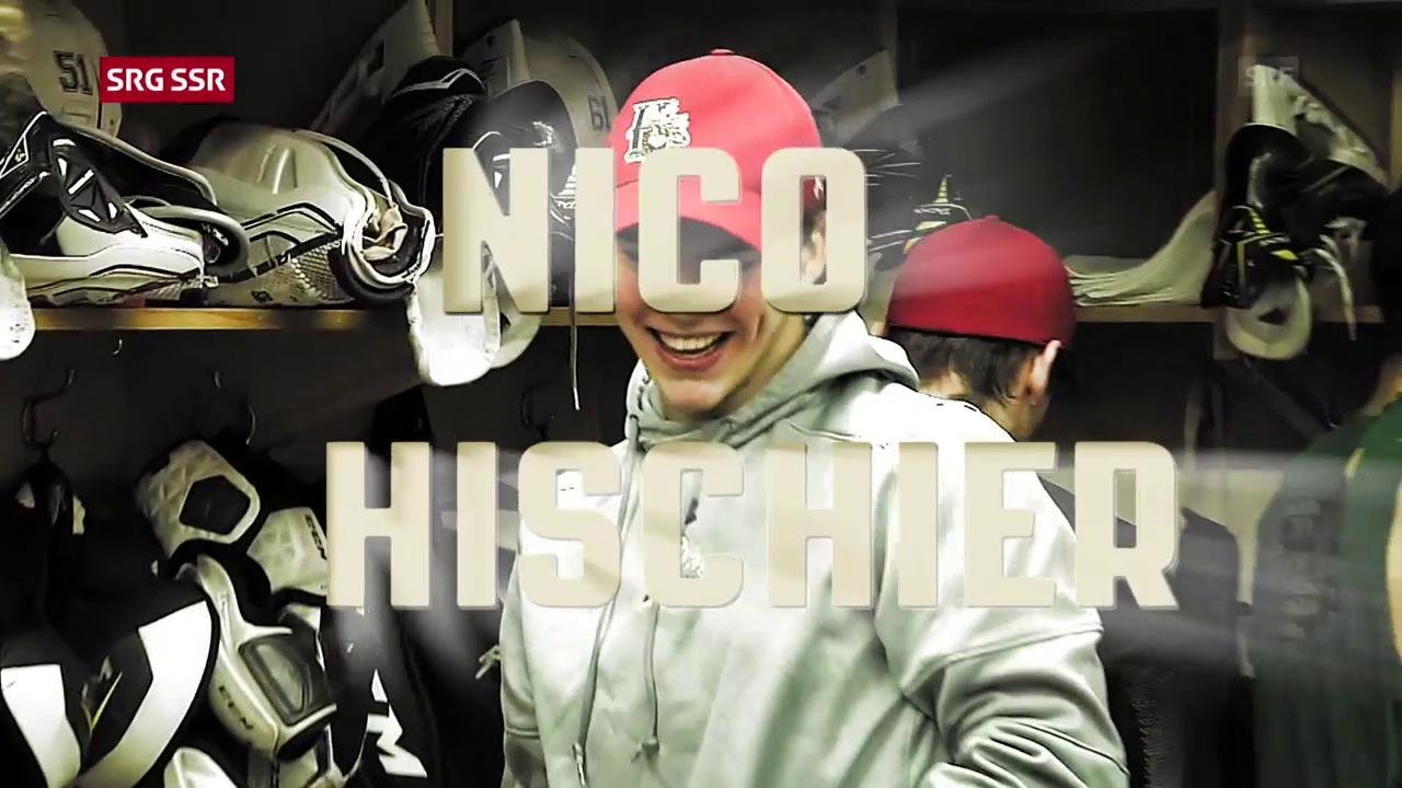 «Hockey Award»: Nico Hischier