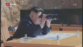 Video «Nordkorea-Krise – Was tun?» abspielen