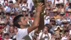 Video «Djokovic lässt Anderson keine Chance» abspielen